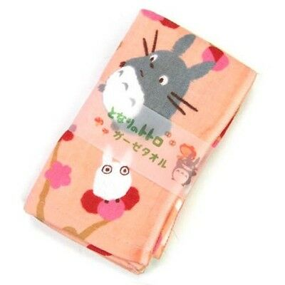 My Neighbor Totoro Gauze towel Ume Plum Studio Ghibli Made in Japan