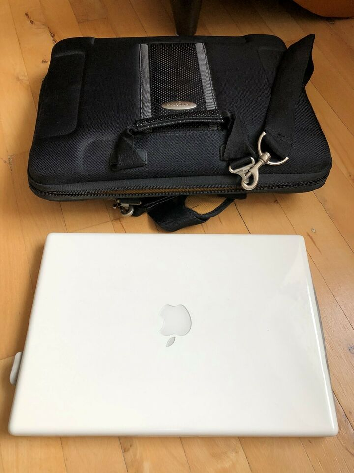 Andet mærke Apple MacBook hvid, 2,2 GHz Intel score 2?Duo