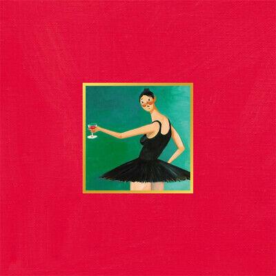 """Kanye West /""""My Beautiful Dark Twisted Fantasy/"""" Album Poster 12x12/"""" 24x24/"""" 32x32/"""""""