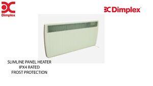 Dimplex PLX750 0.7KW 750W Ultra Slim Pannello Convettore TERMOSTATO ANTIGELO