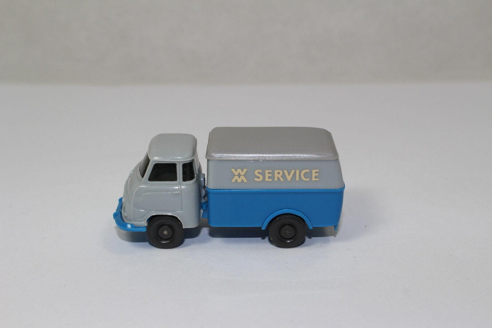Sw2346, Wiking Hanomag Coursier Camionnette Service 1 87 HO 344 1 A