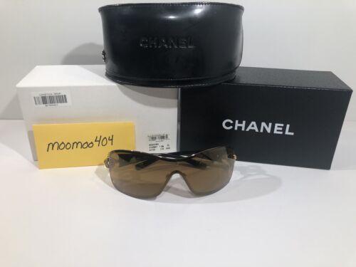 Chanel Camellia Flower Sunglasses