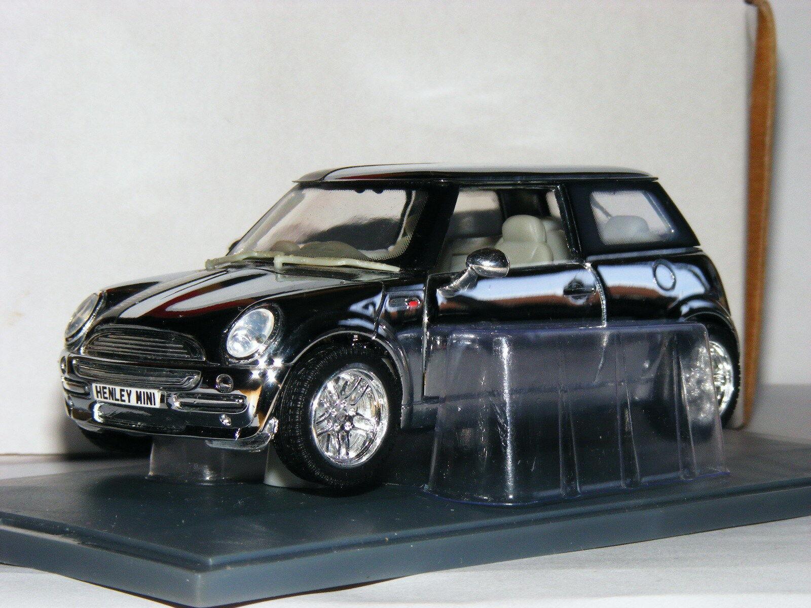 CORGI CC86529 BMW Mini Cooper Henley modelli rivenditore Platino anteprima 2006 1 36
