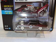 JL STREET FREAKS THE SPOILERS COPPER 1971 PONTIAC GTO 2017 RELEASE 2 VERSION B