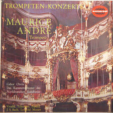 MAURICE ANDRE Trompeten-Konzerte GER Press Somerset 625 LP