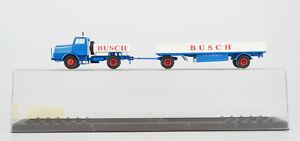 Brekina-71013-h0-IFA-l-POIDS-Circus-Busch-neuf-dans-sa-boite-LIRE