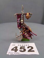 Warhammer Age of Sigmar Dark Elves Converted Dreadlord 452