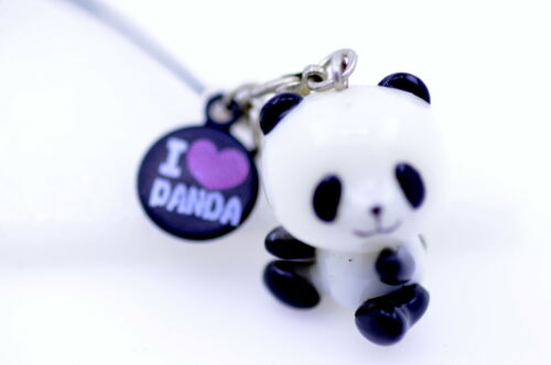 Super cute panda phone charm keyring multiple choices GREAT ACCESSORY!!!