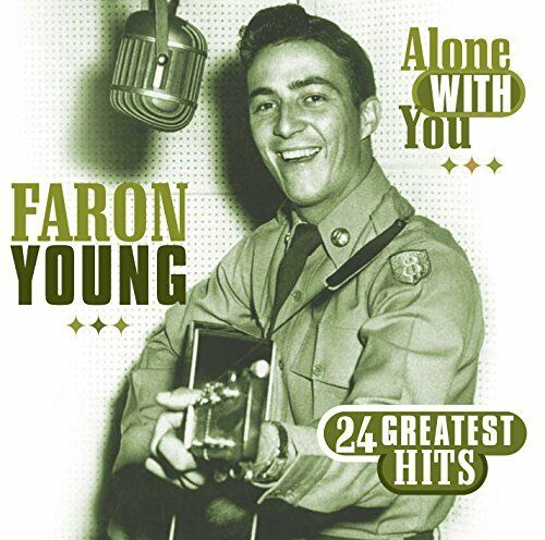 Young, Faron-Alone With You CD   New
