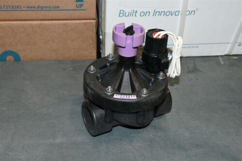 "Rainbird 150-PESBR 1-1//2/"" Electric Scrubber Valve for Reclaimed Water"