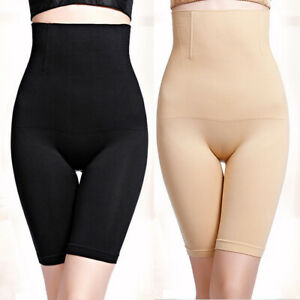 e3991176e1 Image is loading Womens-Tummy-Control-Shapewear-High-Waisted-Body-Shaper-