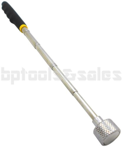 """16LB TELESCOPING MAGNETIC PICK UP TOOL STAINLESS STEEL 25.5/"""" EXTENSION HEAVYDUTY"""