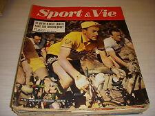 SPORT & VIE 13 06.1957 CYCLISME BOBET par BLONDIN CARTE et MAILLOTS du TdF