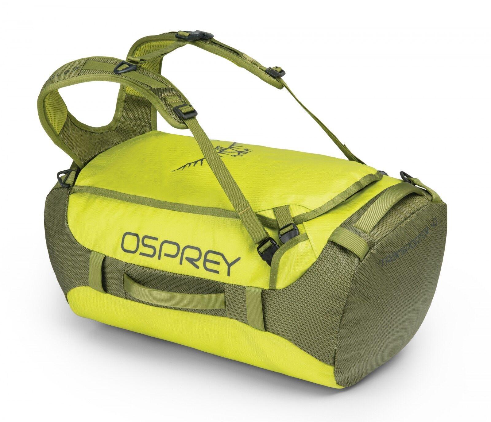 Osprey Osprey Osprey Sac À Dos Transporter 40 Sub Lime b8a615