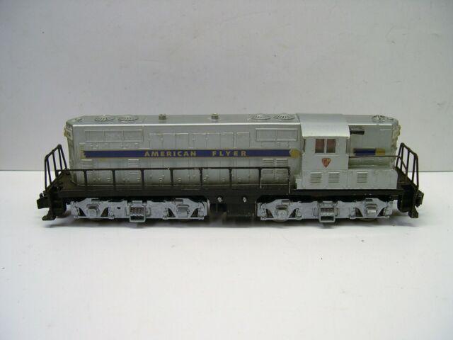 American Flyer S Scale 370 GP-7 Diesel Locomotive Sticker Set AF-002