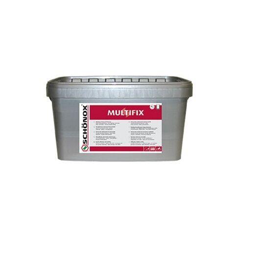 Schönox Multifix 14kg - sehr emissionsarme, ablösbare Spezial-Fixierung -