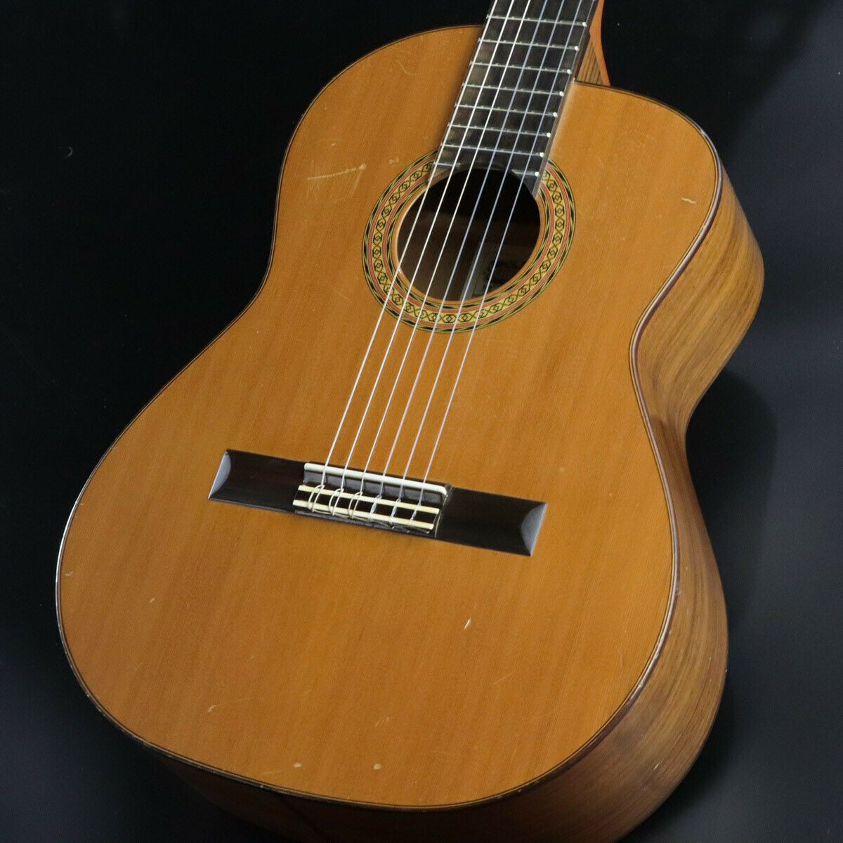 NIIBORI Alto Guitar acoustic guitar Japan rare beautiful vintage popular EMS F S