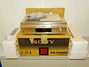 Sony SCD-XA9000ES High-End SACD-Player Gold, OVP&NEU, 2 Jahre Garantie
