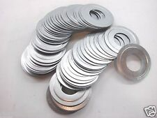 "Lot Of 6 Steel City WA165-2 Galvanized Steel Reducing Washers 2/"" To 1-1//2/"""