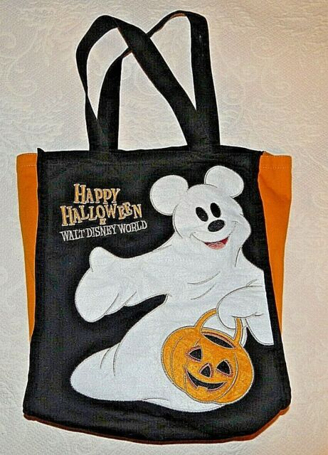 Disney Pixar Tote Happy Halloween Tote bag Disney Inspired Tote Tote bag Disney Parks tote Trick or treat bag