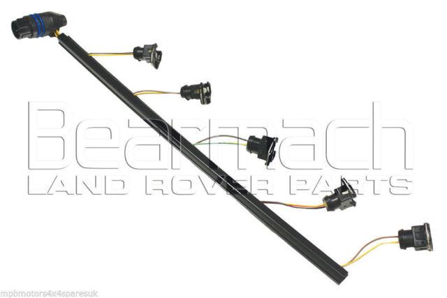bearmach land rover discovery 2 td5 rocker joint d u0026 39  u00e9tanch u00e9it u00e9  injecteur harnais  u0026 seals 02on