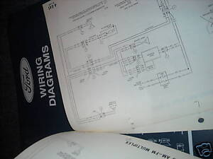 1994 Ford Econoline And Club Wagon Wiring Diagrams Manual Sheets Set Original Ebay