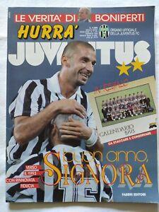 HURRA-039-JUVENTUS-N-1-1993-GIANLUCA-VIALLI-FABRIZIO-RAVANELLI-CALENDARIO-1993