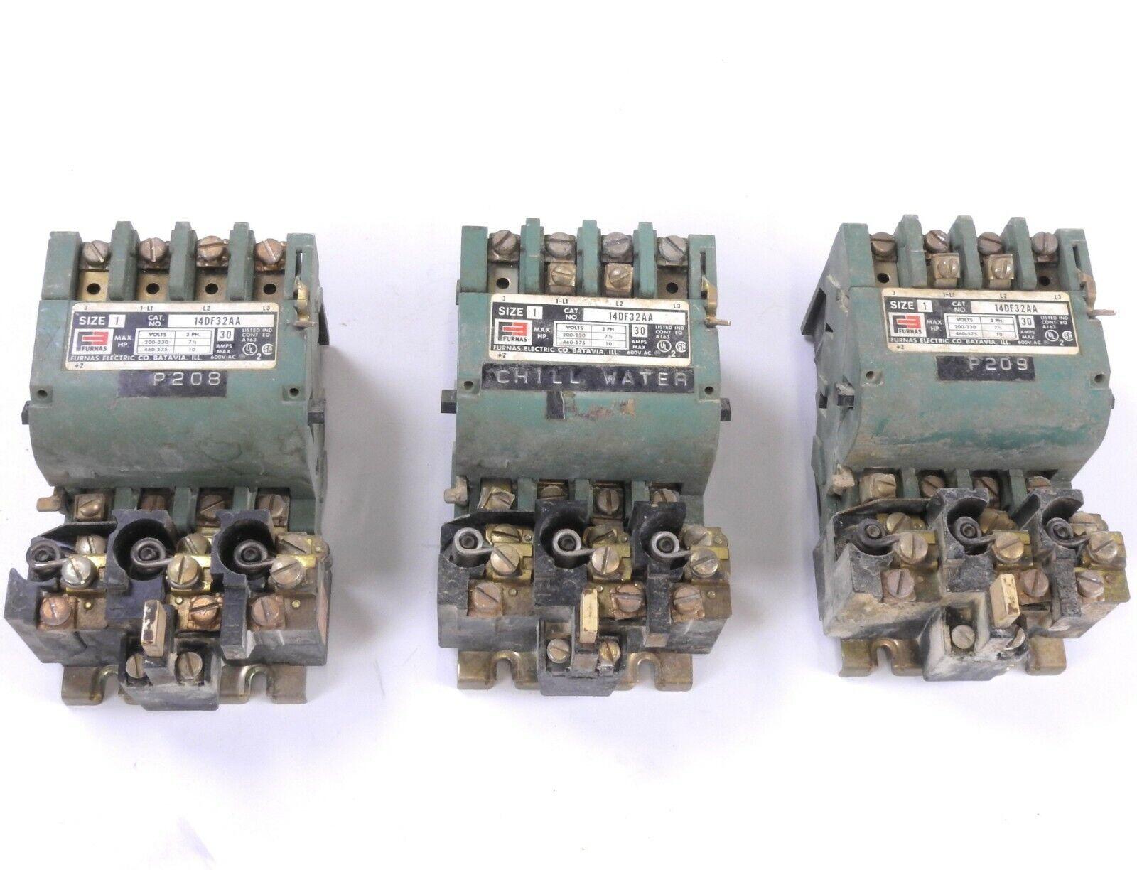 Furnas 14DF32AA Contactor