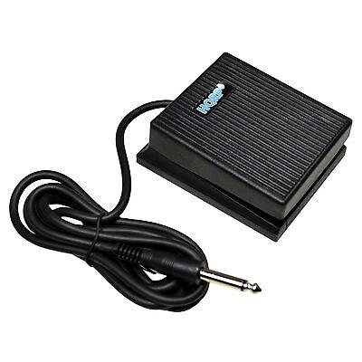 HQRP Sustain Pedal for M-Audio SP-2 Keystation 61es 88es Axiom 25 49 Oxygen 88