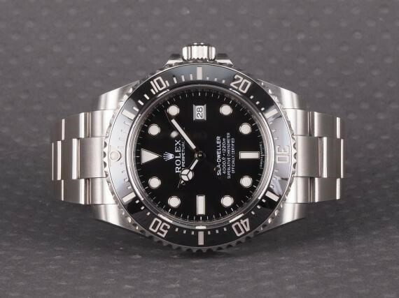 Herreur, Rolex, * Mærke: Rolex * Model: Sea-Dweller…