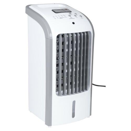Refrigerante D/'ARIA PORTATILE acqua ghiacciata Ventilatore Umidificatore 3 impostazioni AC CON TELECOMANDO TIMER Estate