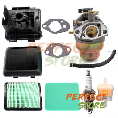 Carburetor For Honda GCV135 GCV160 GCV190 HRB216 HRS216 Carb Air Filter Cover