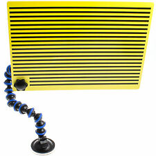 Ausbeulwerkzeug Reflektor Fixierschild Ausbeulreflektor Ausbeulschild PDR Schild