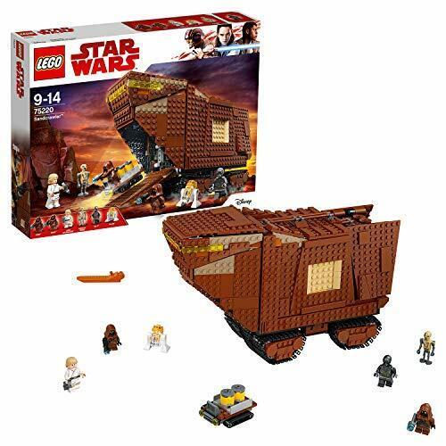 Lego Lego estrella guerras Se Crawler 75220FS