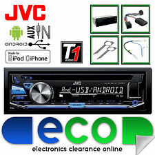 VW Golf MK4 JVC Car Stereo Radio CD MP3 USB iPod Iphone Aux-in Steering Control