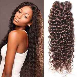 Remy curly extensions