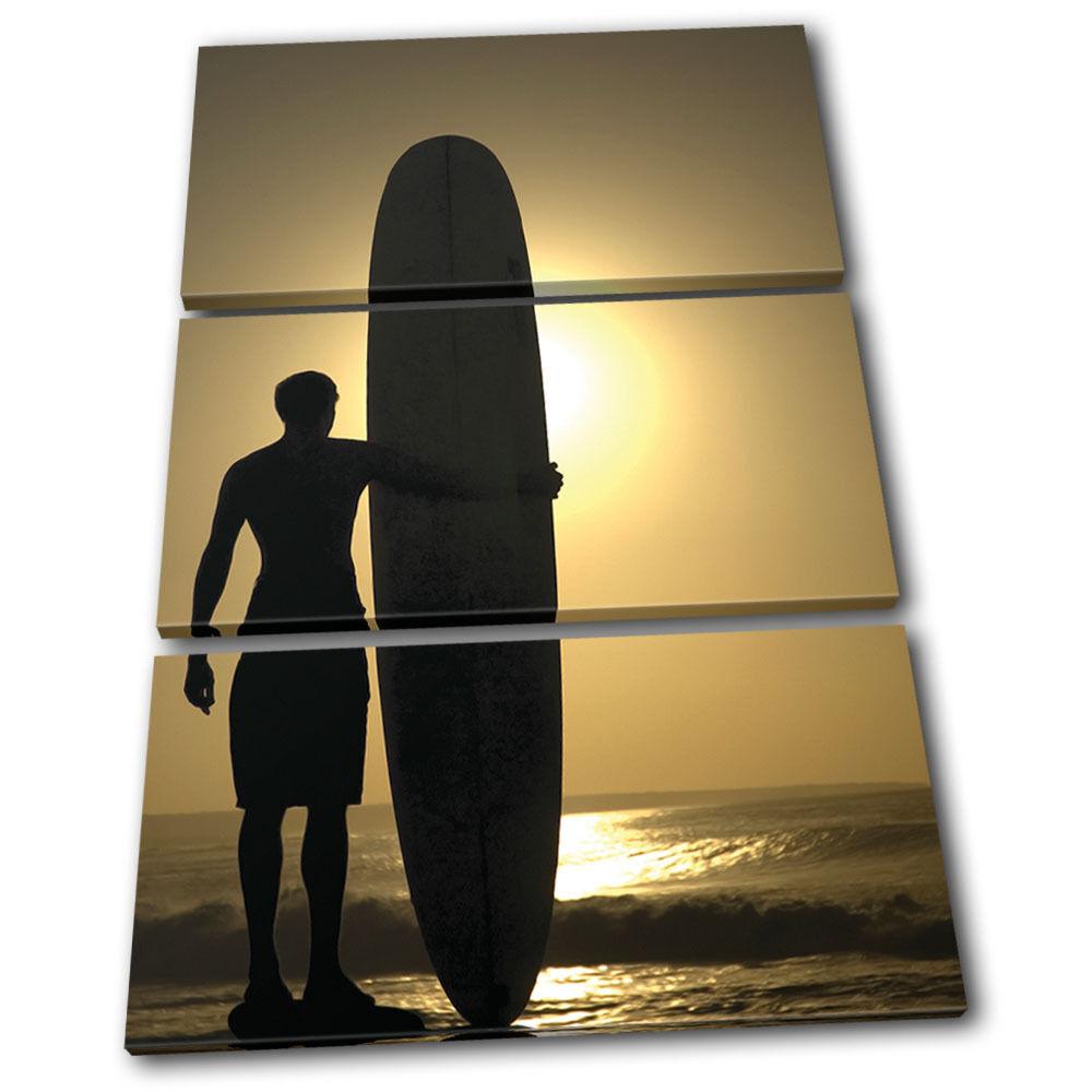 Surfer Sports TREBLE LONA pa rojo  arte Foto Foto Foto impresion b0b4ae