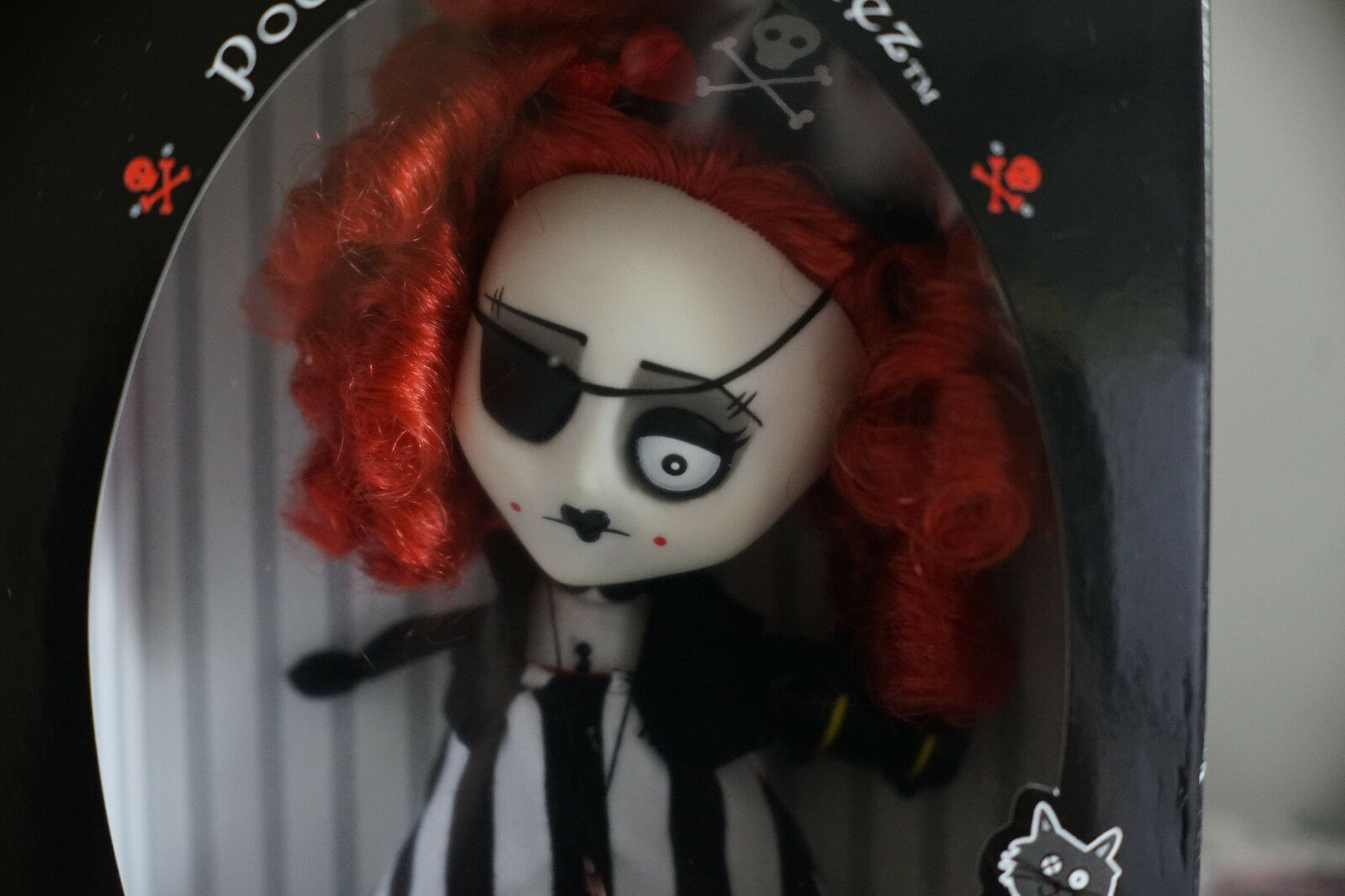 Pocket Full Full Full of Posiez PANZY THE PIRATE Doll Puppe Gothic c940d1