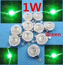 1W High Power LED Beads Red,Blue,Green,Yellow Diode Lamp Bulb 1watt 1~1000PCS