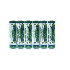 6 x AA LR6 700mAh 3.2V 14500 LiFePO4 LFP Rechargeable Battery Ultracell US Stock