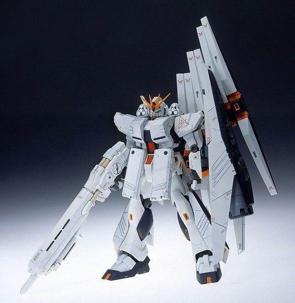 GUNDAM FIX cifraTION  0009 FA-93HWS Nu GUNDAM HWS  azione cifra BeAI Japan  designer online
