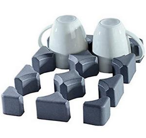 Purvario 6er Glas-//Tassenhalter purvario Systemmodul 1