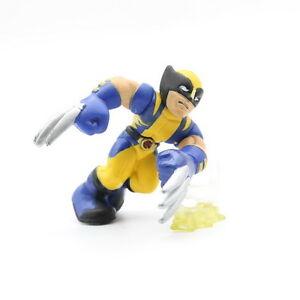 Marvel-Super-Hero-Squad-X-Man-Wolverine-Action-Figures-LOOSE-Toys