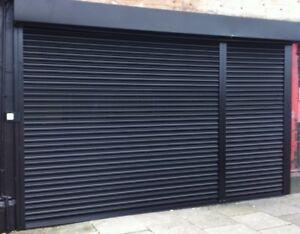 Shop Front Security Electric Roller Shutter Door Ebay