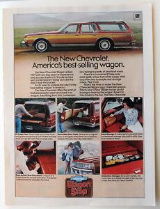 Chevrolet-Caprice-Classic-Estate-Wagon-1979-Magazine-Print-Ad
