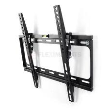"""Ultra slim Tilt Tilting LCD LED HD TV Wall Mount Bracket 26 32 39 40 42"""" 50"""" 55"""""""