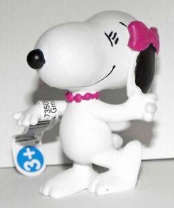 Snoopy-039-s-Sister-Belle-Girl-2-inch-Figurine-Peanuts-Miniature-Figure-22004