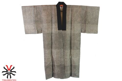Authentique Veritable Vintage Kimono Japan Made Haori Excellent Japonais In qESq07tw