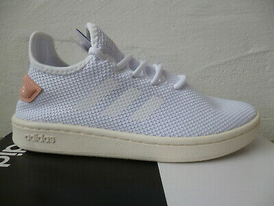 adidas white loafers