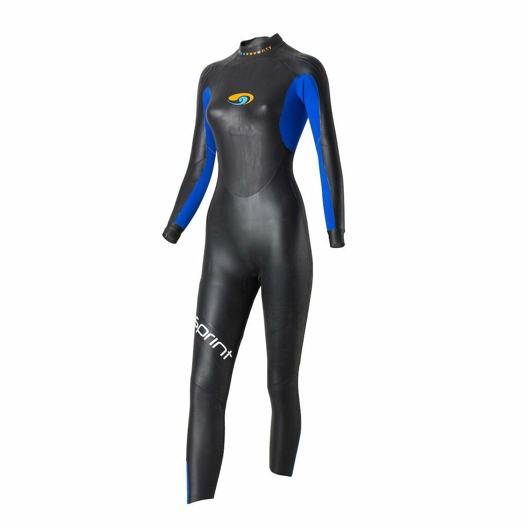 blueee  Seventy Women's Sprint Wetsuit - 2019  at the lowest price